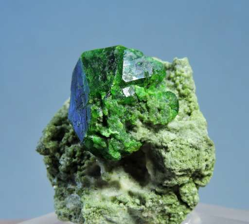 Andradite Var. Demantoid