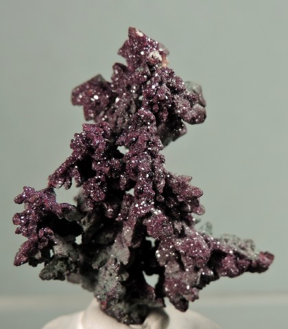 Cuprite on Copper (Ex John Schneider Coll.)