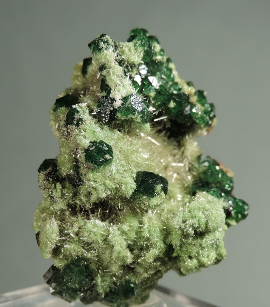 Grossular with Diopside