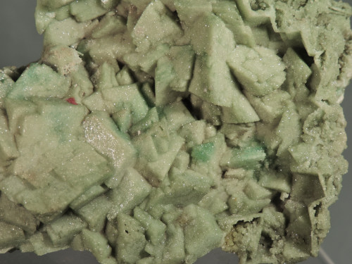 Smithsonite After Calcite (ex Sussman Coll.)