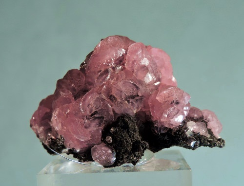 Smithsonite Var. Cobaltoan