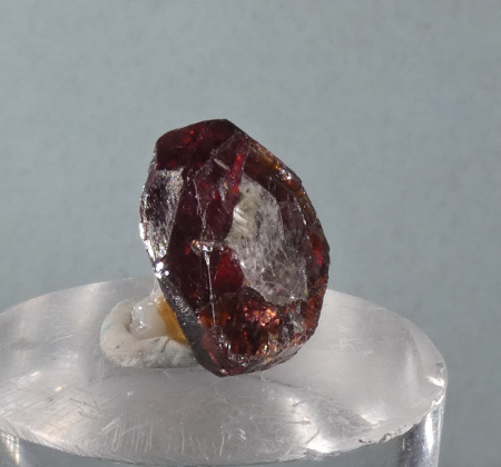 Tantalite (Mn) with Muscovite (ex Greenmayer Coll.)